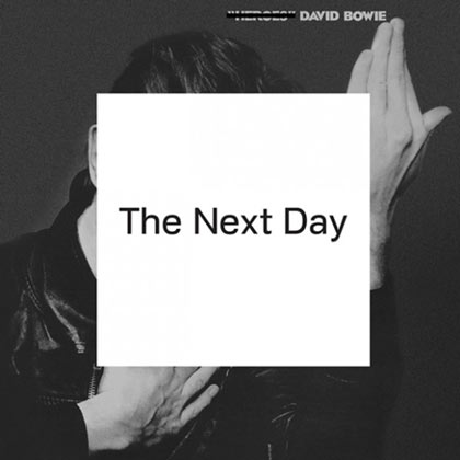 "David Bowie - ""The Next Day"""